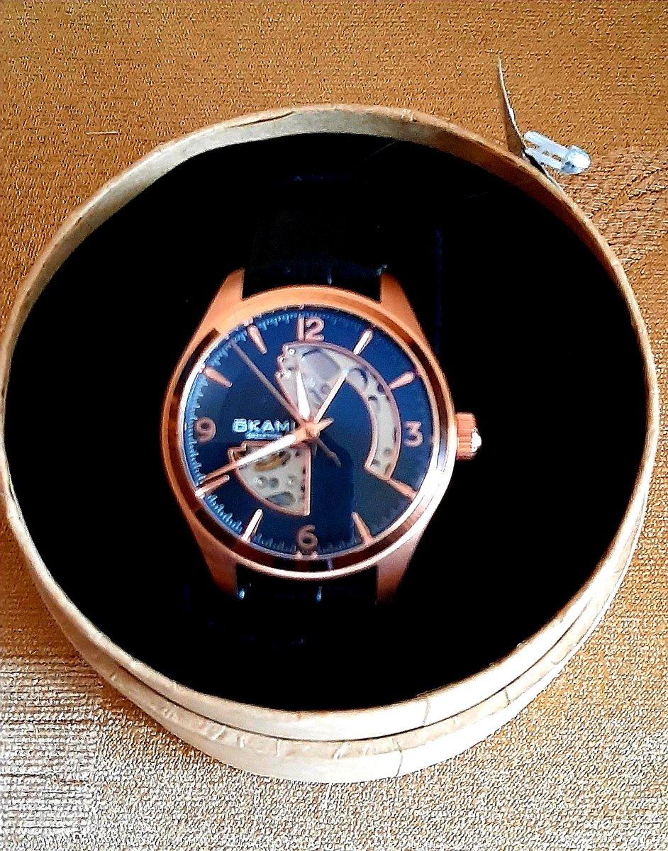 Часы мужские (механика с автоподзаводом)