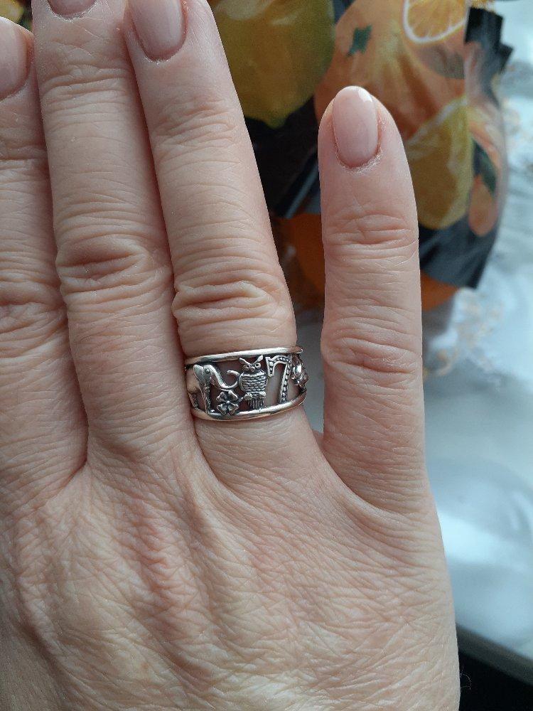 Кольцо счастья, удачи, богатства. кольцо оберег.