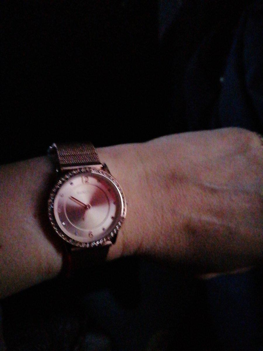Спасибо большое, часы обалденные!