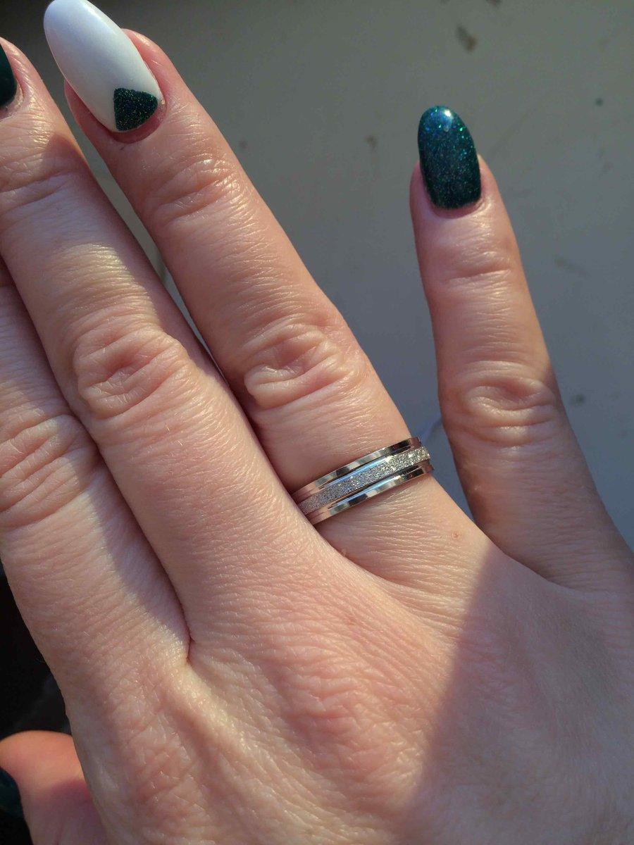 Безумно крутое кольцо