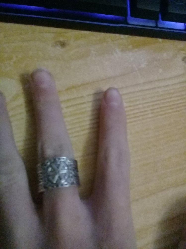 """Перстень """"защита перуна"""""""