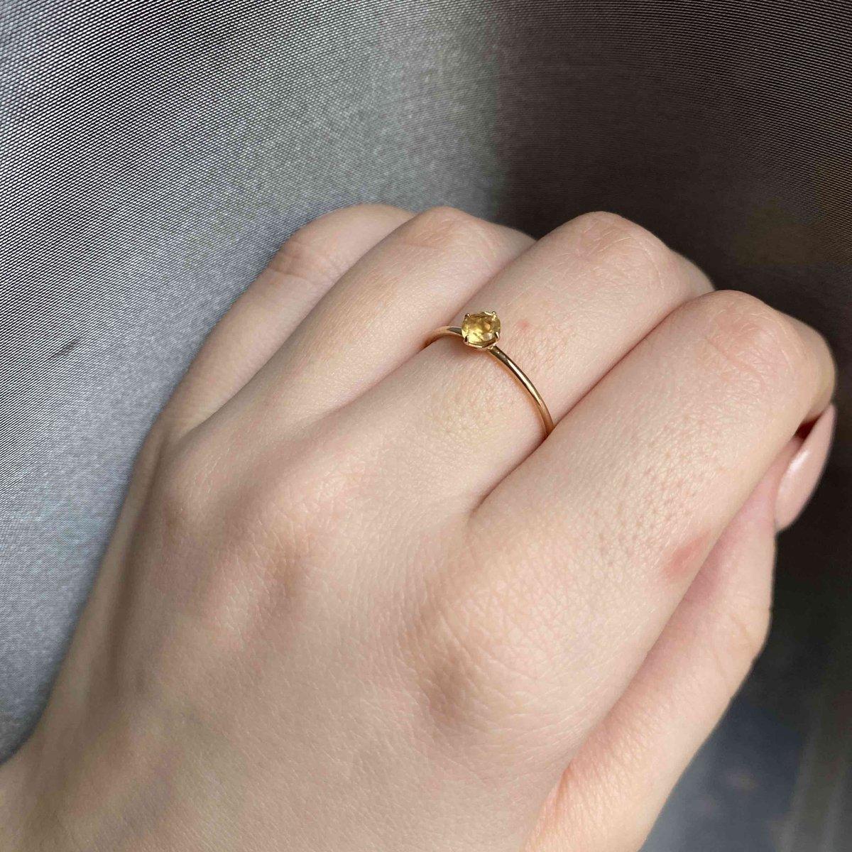Милое золотое кольцо