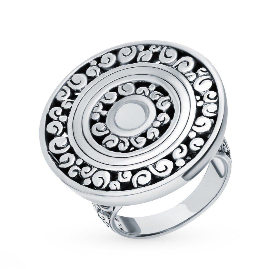 Серебренные кольцо.