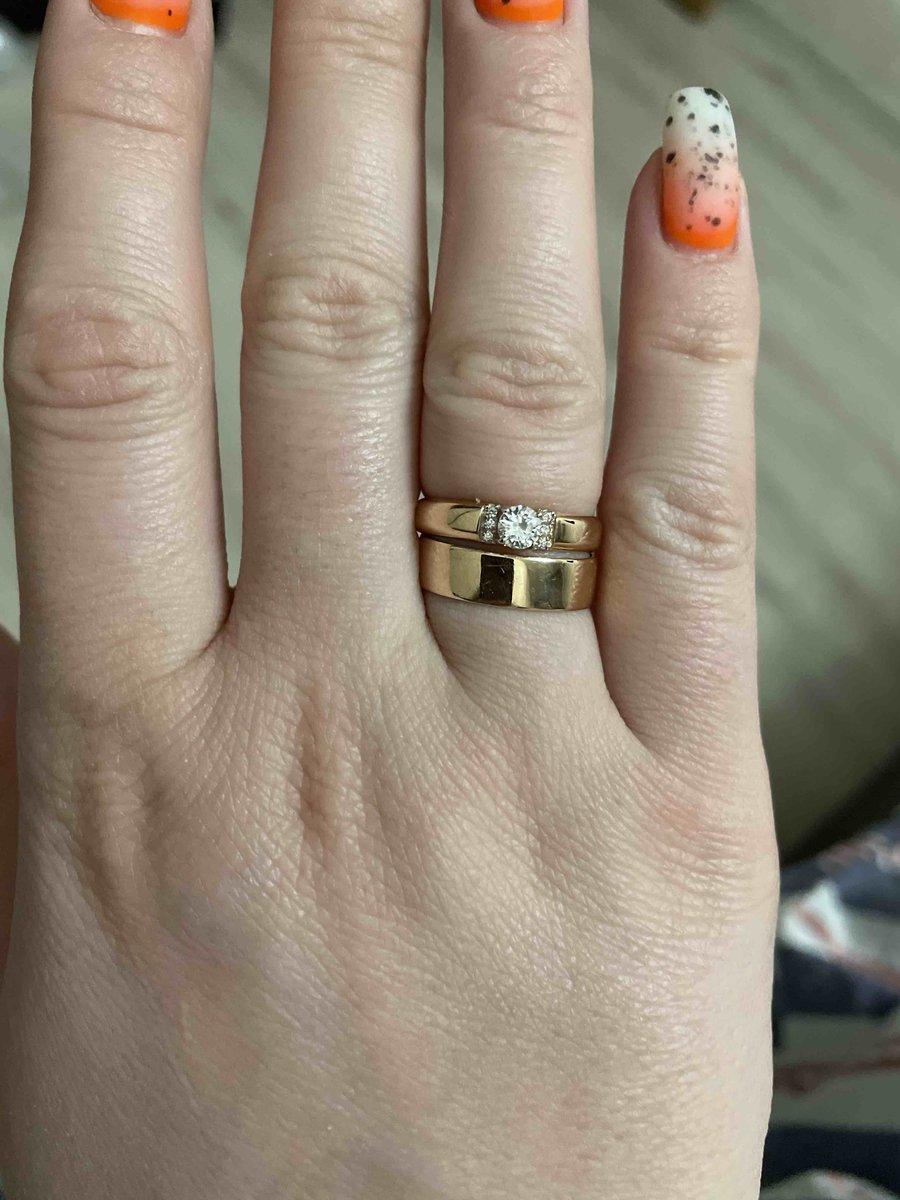 Колечко на венчание