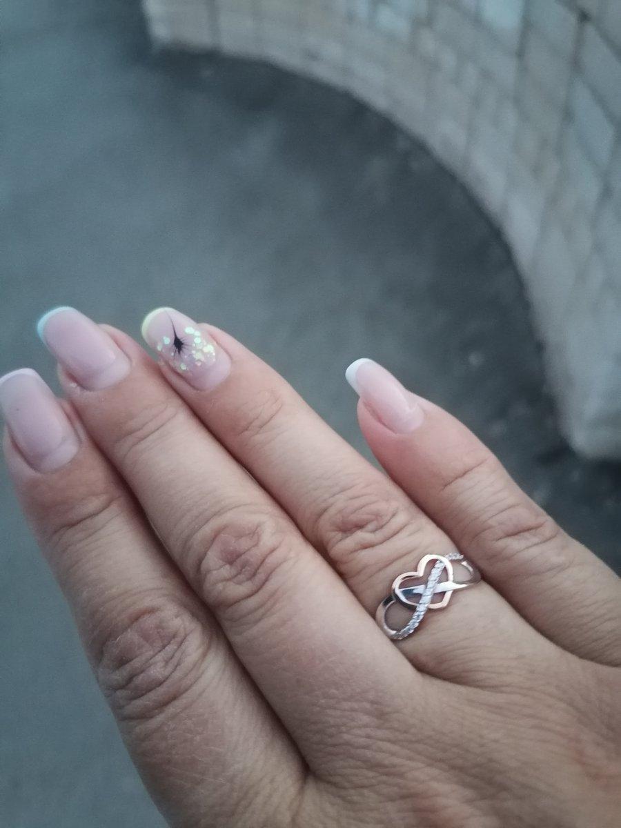 Кольцо бесконечная любовь