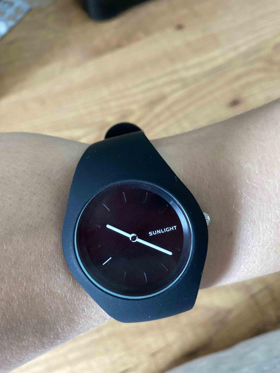 Легкие и удобные часы.