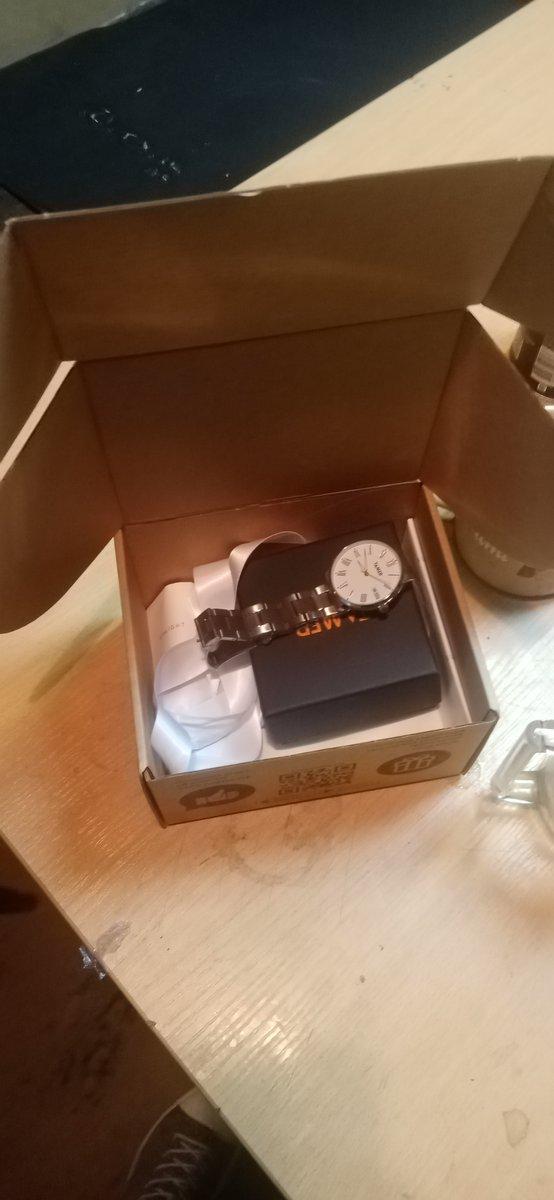 Спасибо большое, часы получил супер 👋 👋 👋 🤟