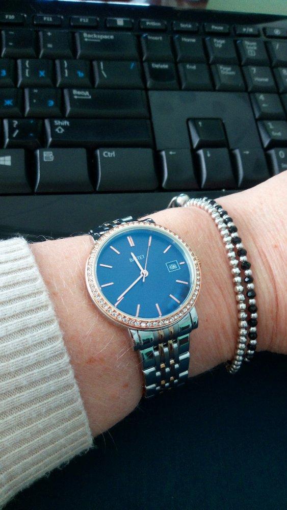 Синева неба - точное название часов