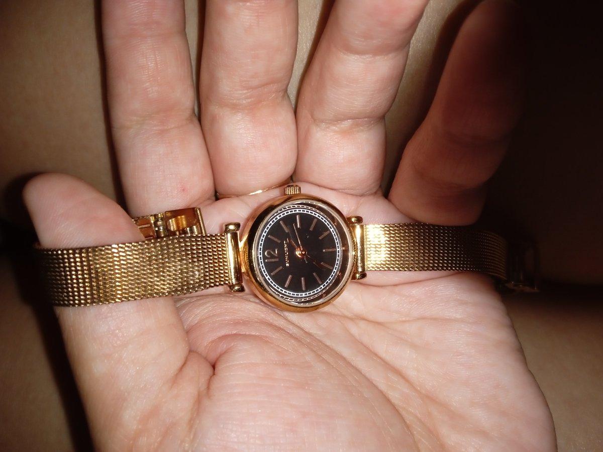 Часы, под золото, качество супер