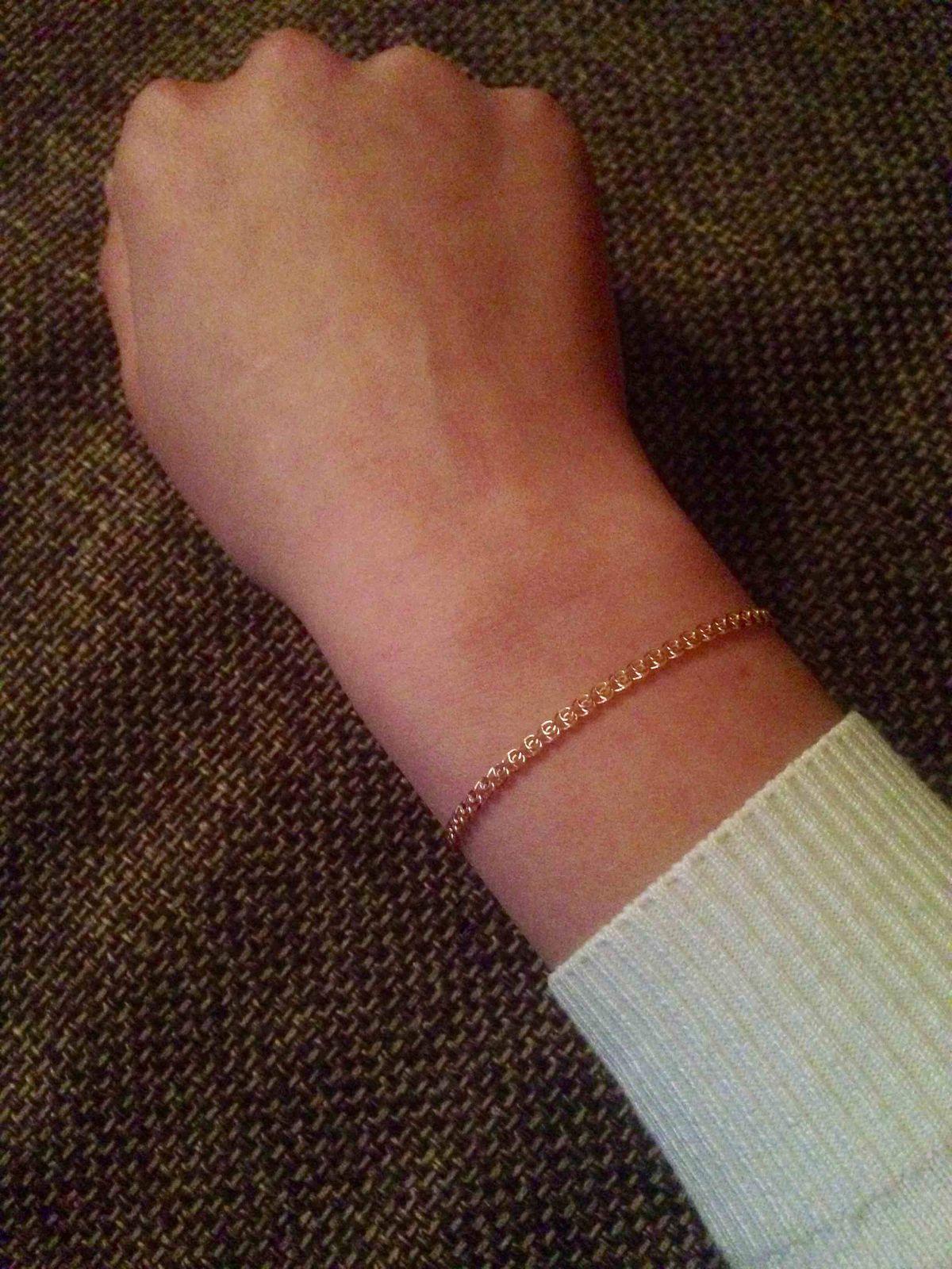 Шикарный браслет, полностью оправданной стоимостью