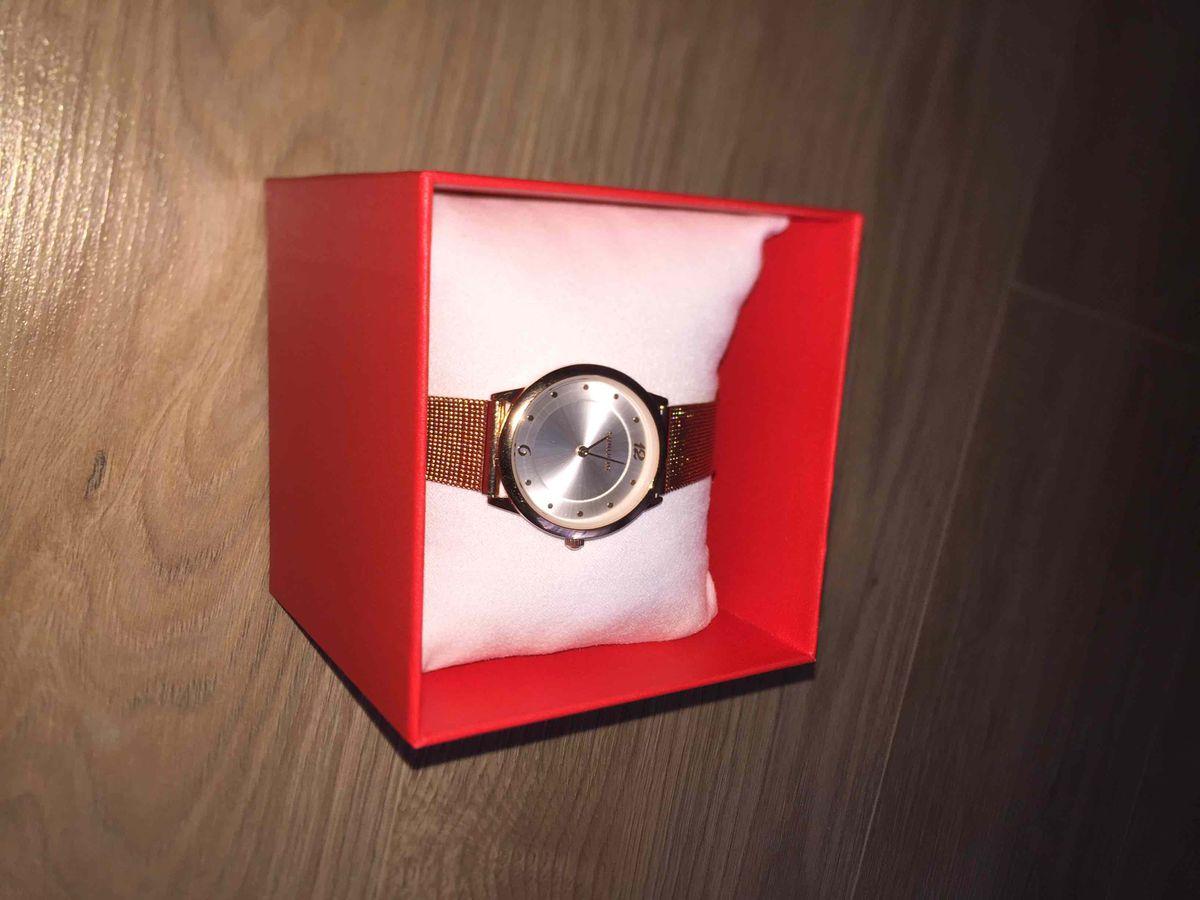 Крутые часы.