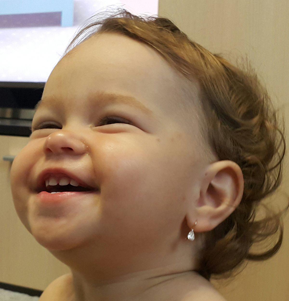 Сережки для дочи