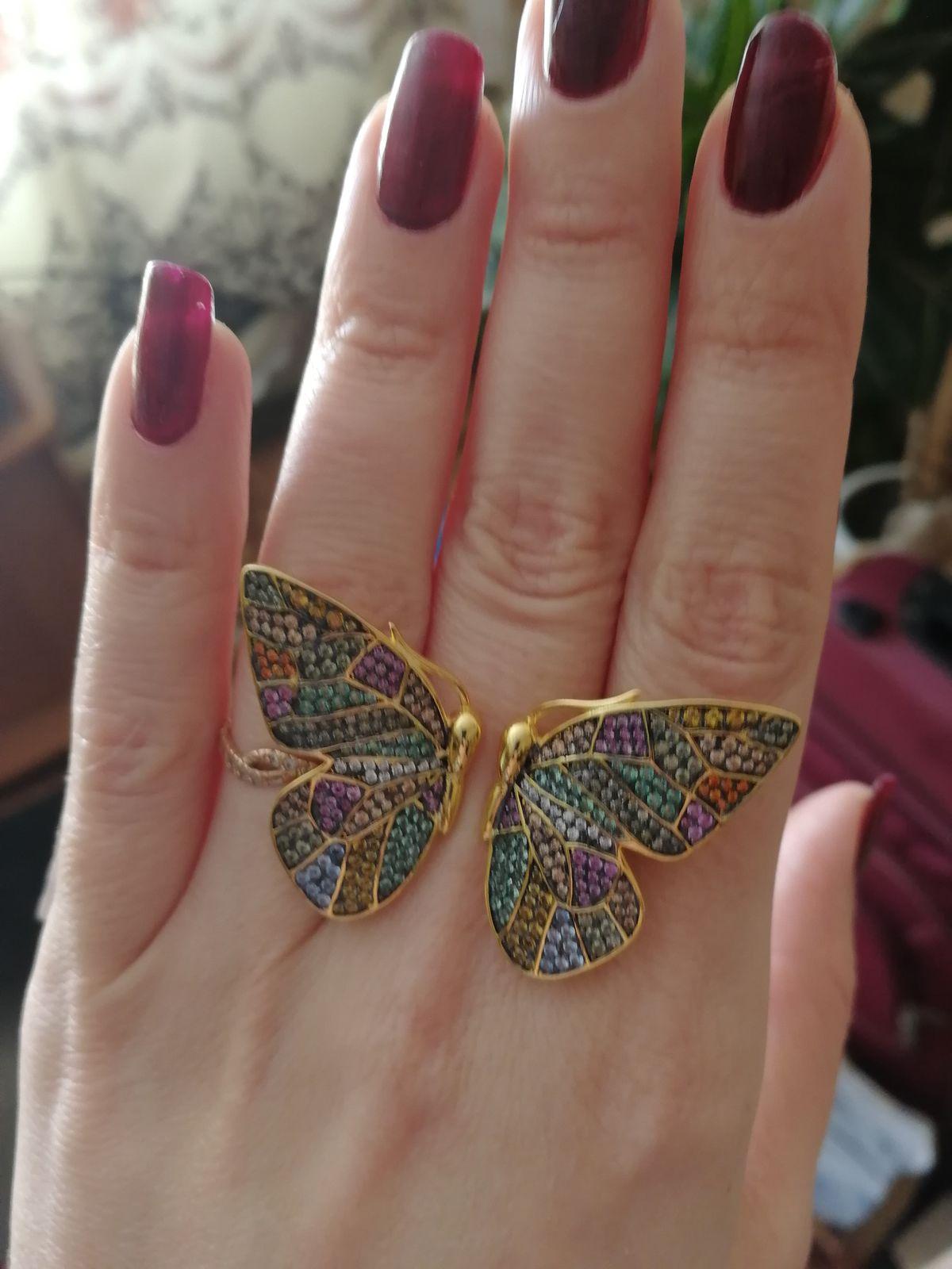 Моё любимое кольцо!!
