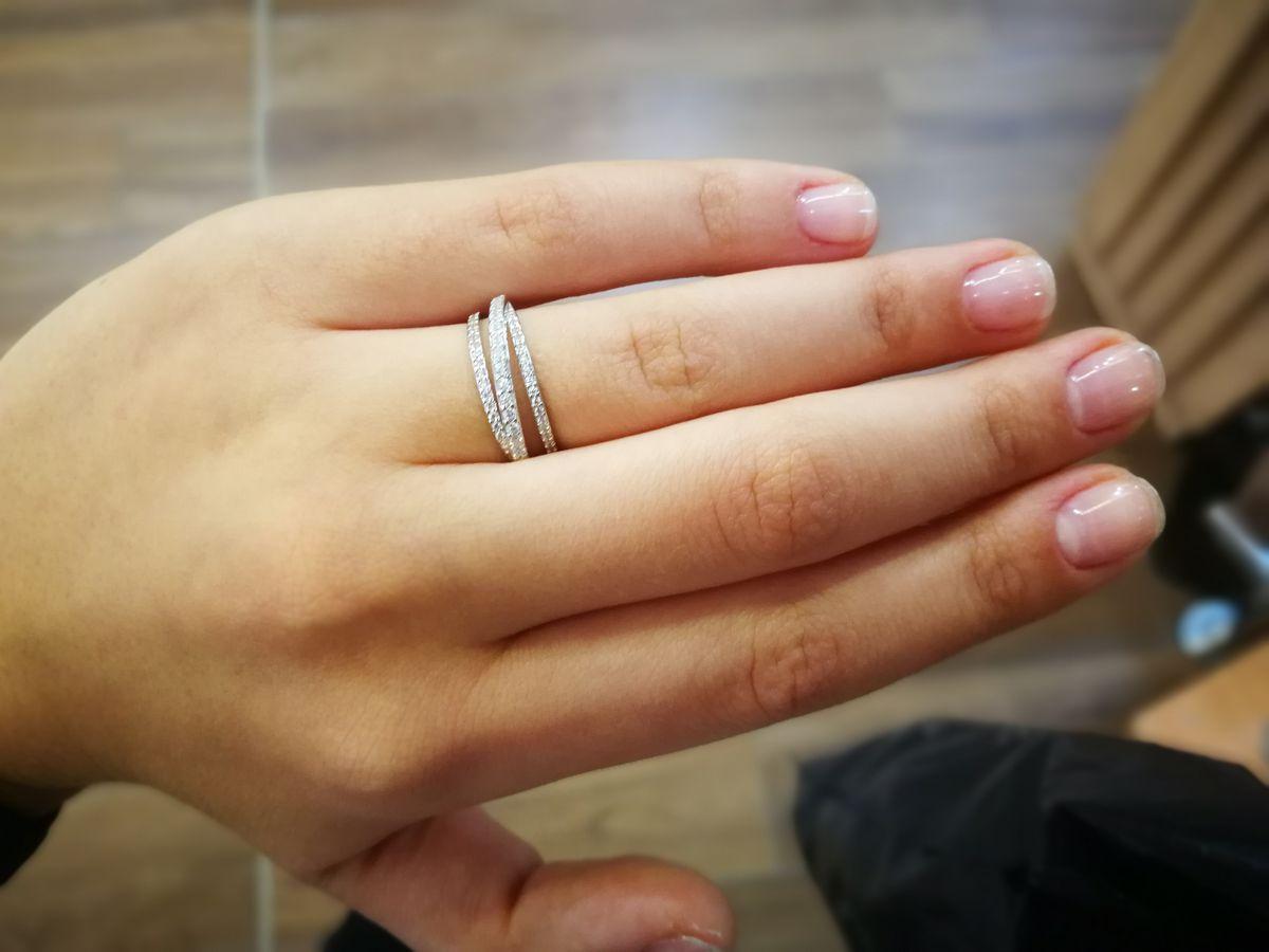 Кольцо невероятное