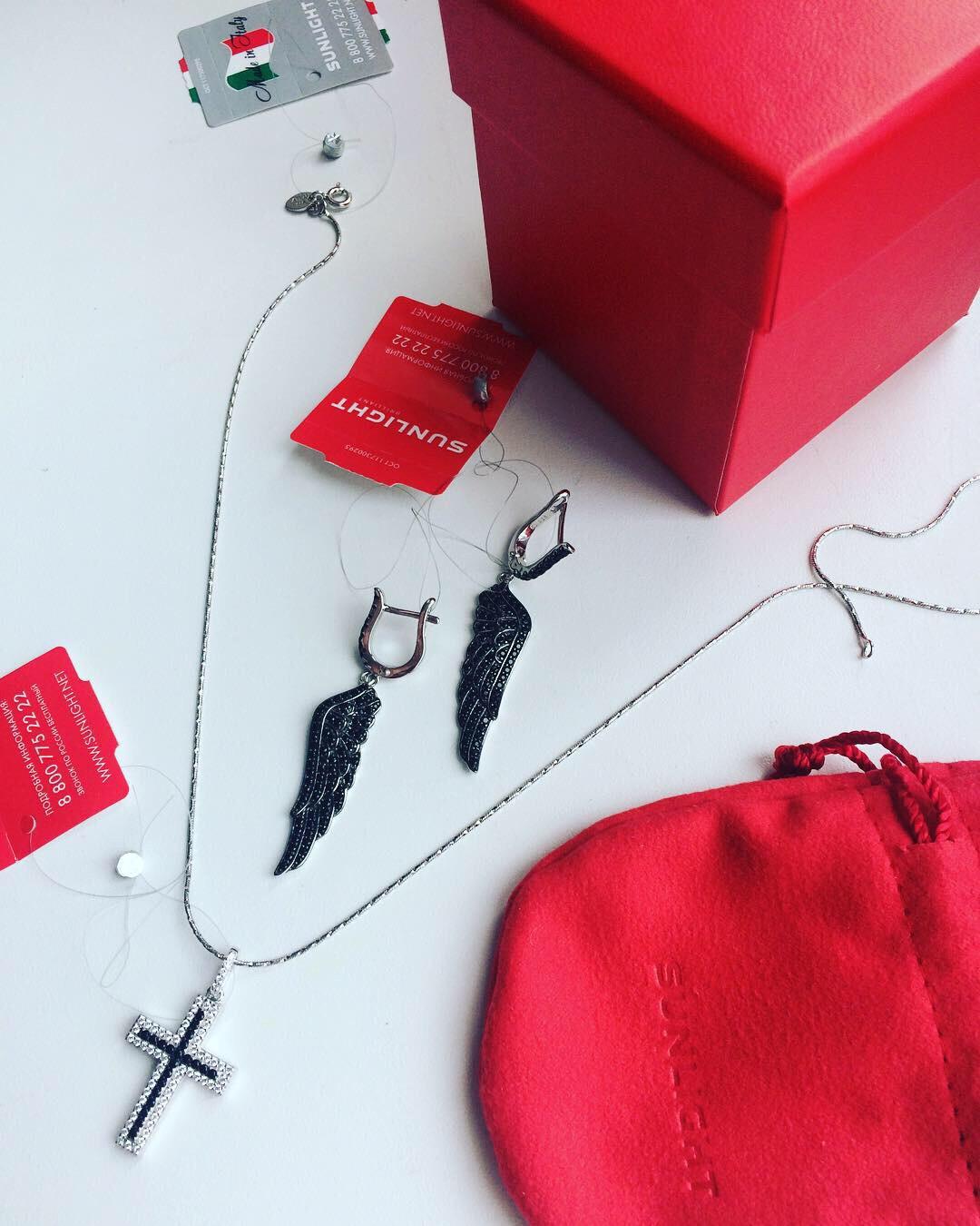 Прекрасные серьги с необычным и ярким дизайном