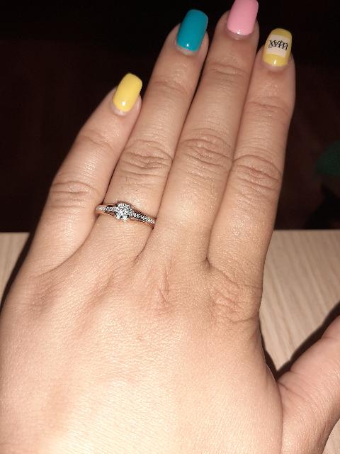 Моё бриллиантовое колечко