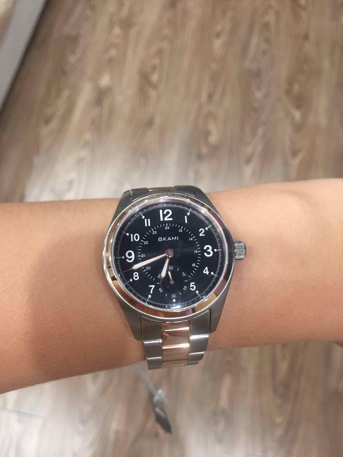 Отличные часы за отличную цену!
