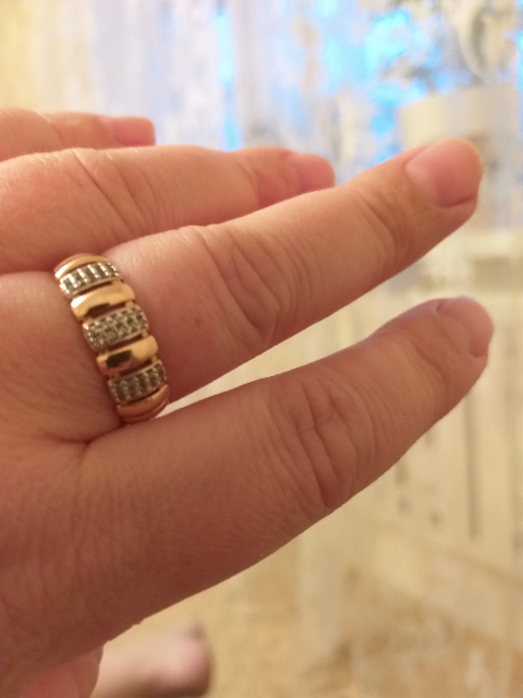 Отличное кольцо на 8 марта!!!