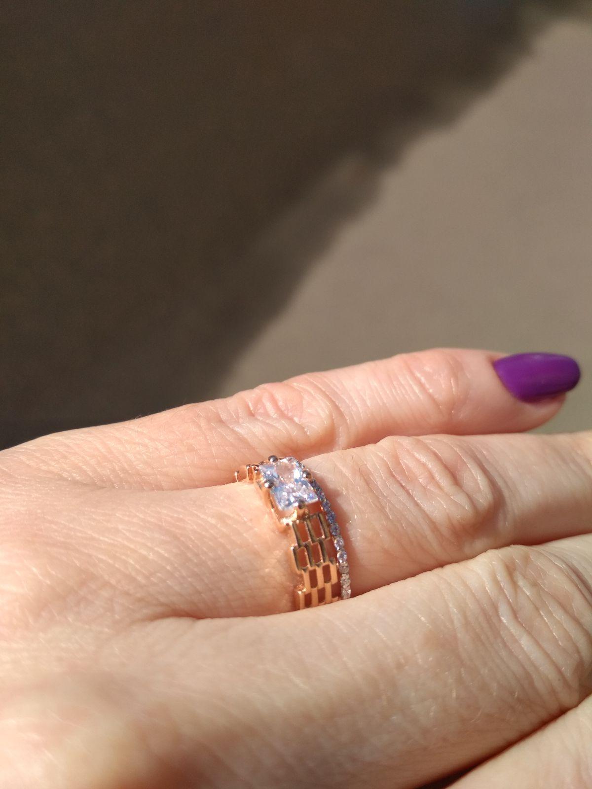 Очень красивенькое кольцо