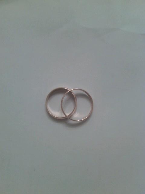Обручальные кольца , для семейного счастья, спасибо большое за помощь .