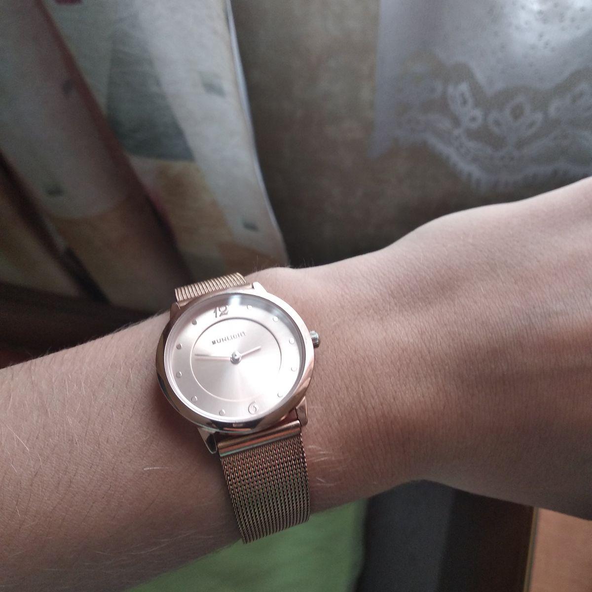 Очень качественные и красивые часы