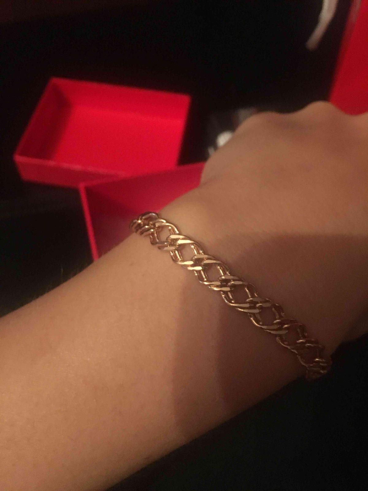Мой долгожданный браслет !давно присматривала на руку браслет , и вот !чудо