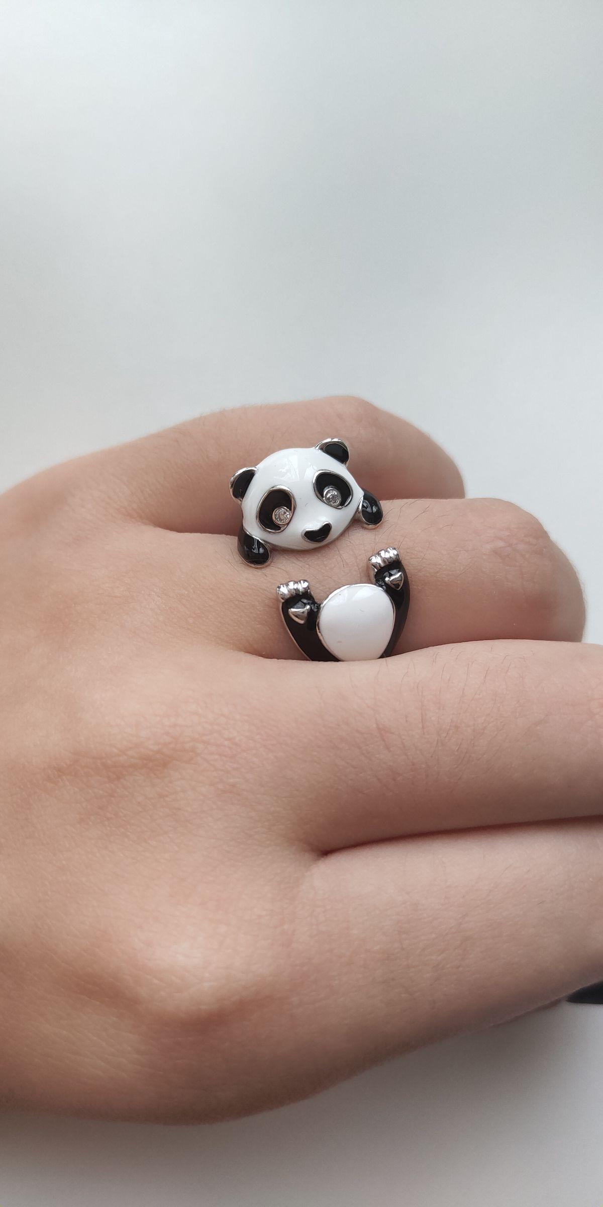 Очень понравилось кольцо, давно его хотела