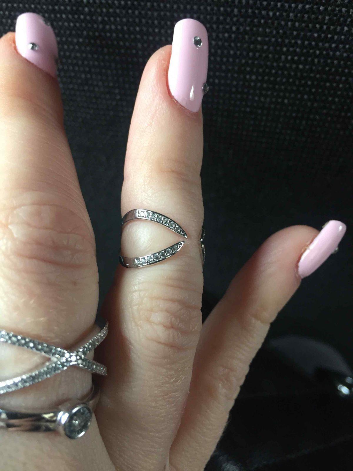 Крабик на фаланговый пальчик