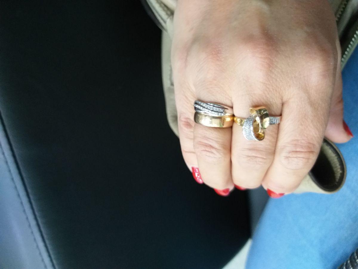 Бриллианты и золото