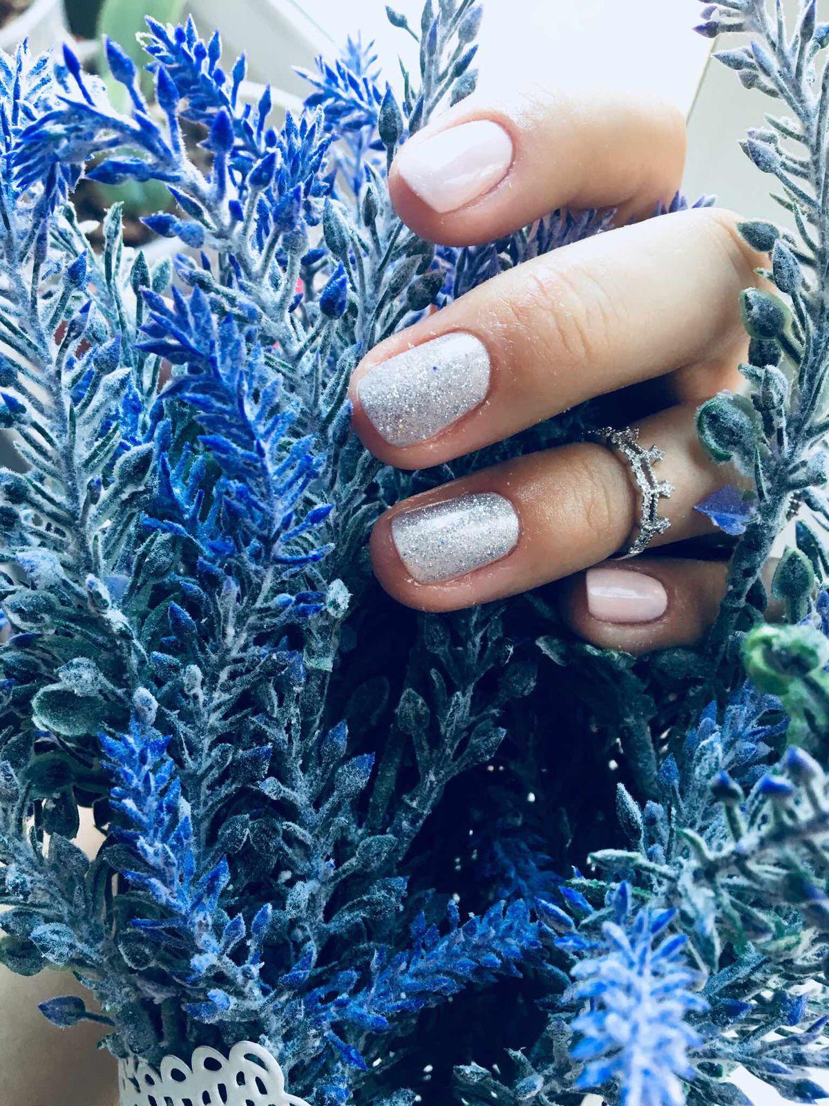 Серебрянное кольцо 👑