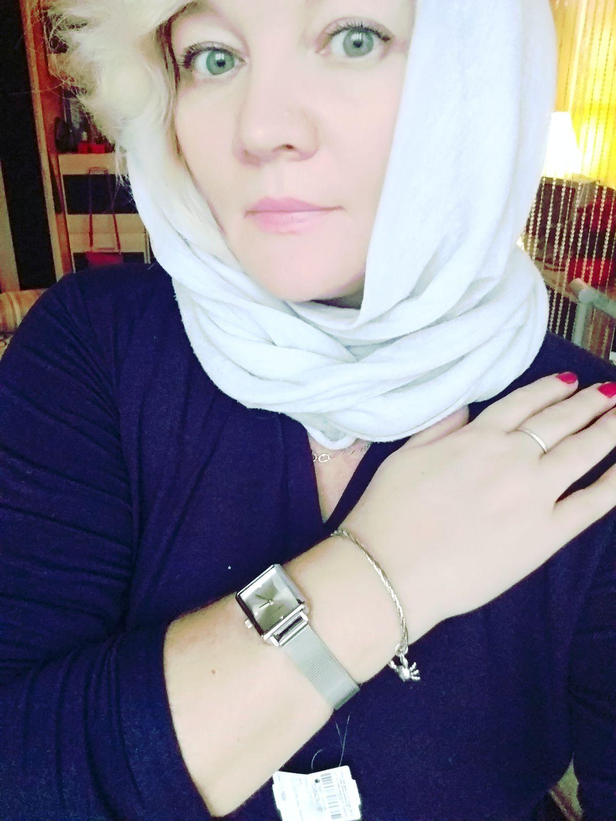 Часы с миланским браслетом