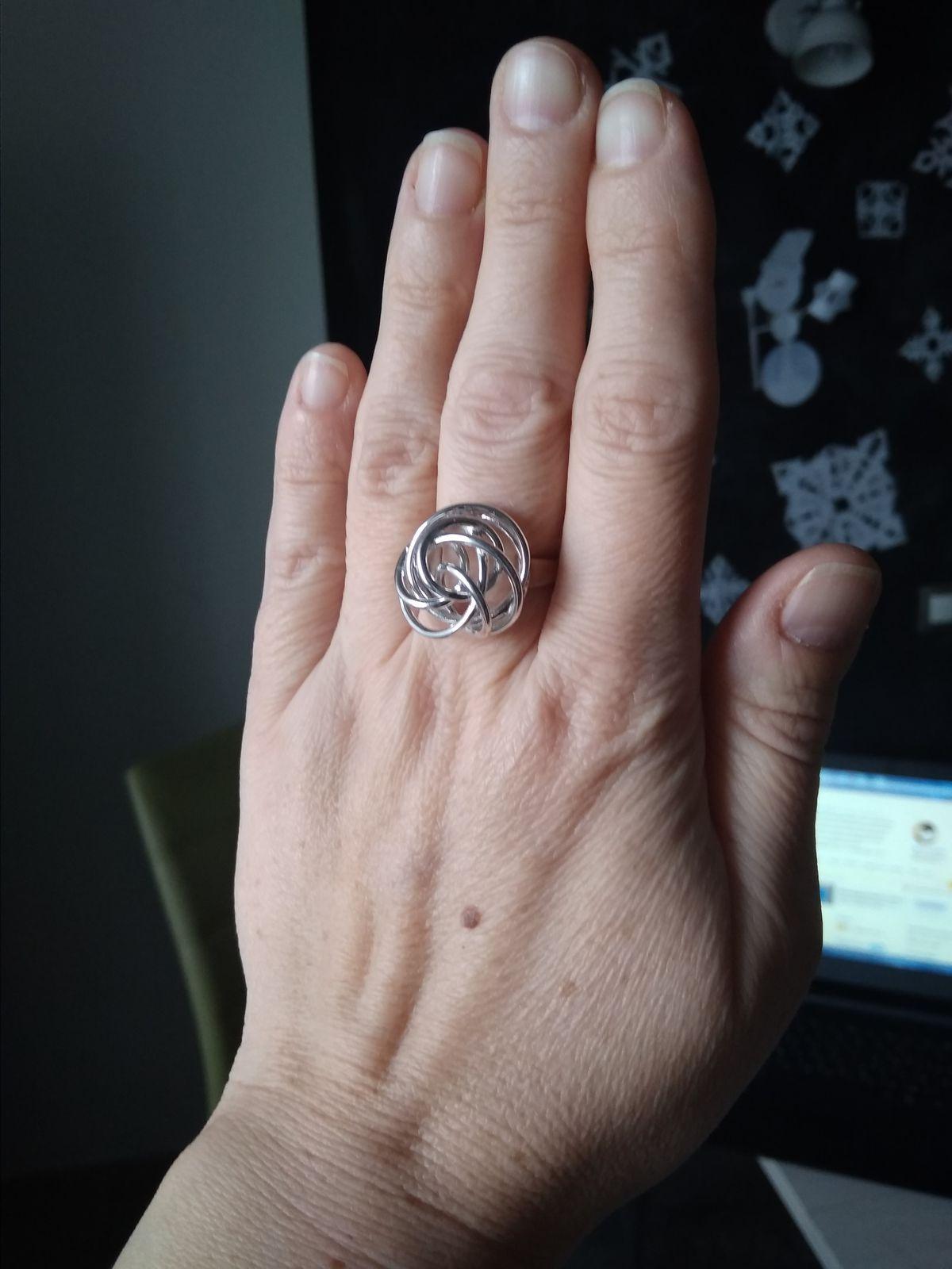 Кольцо очень понравилось!!
