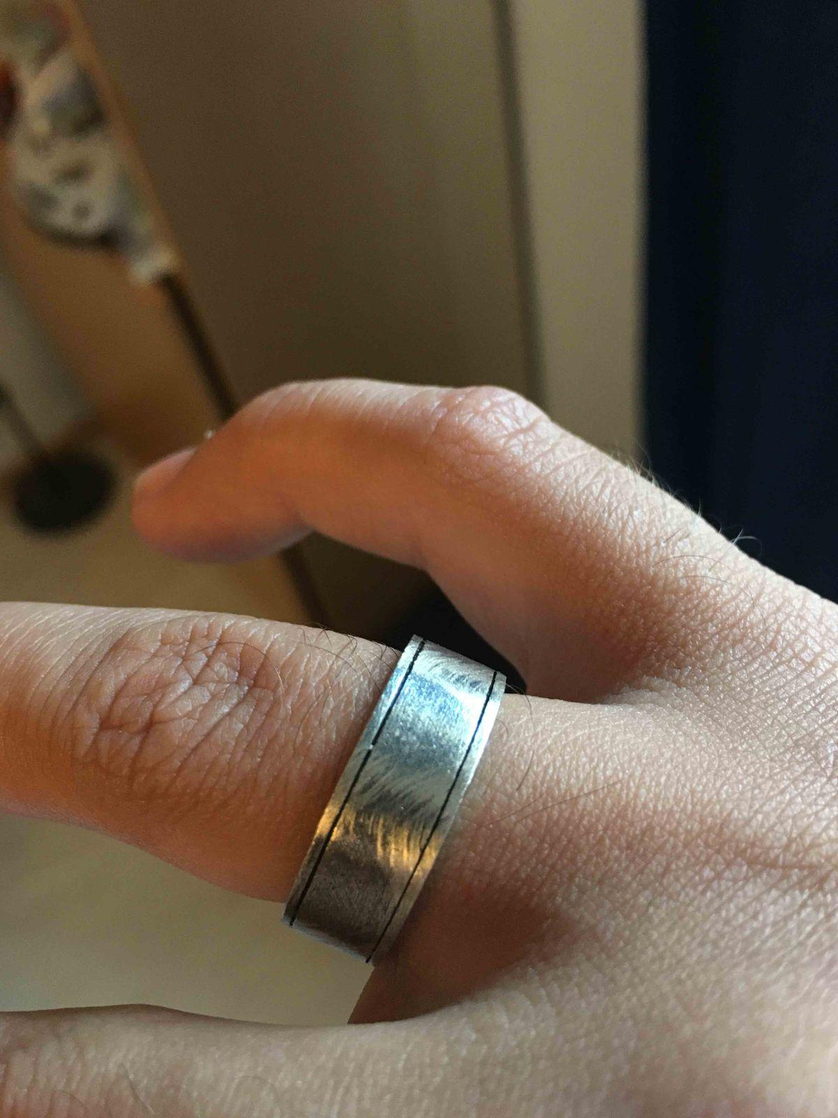 Брутальное кольцо