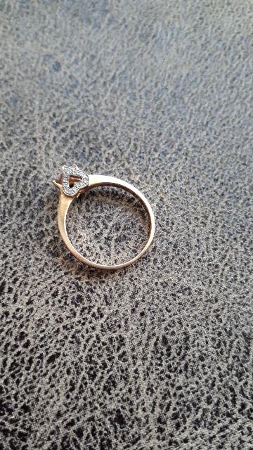 Невероятное кольцо для романтиков❤