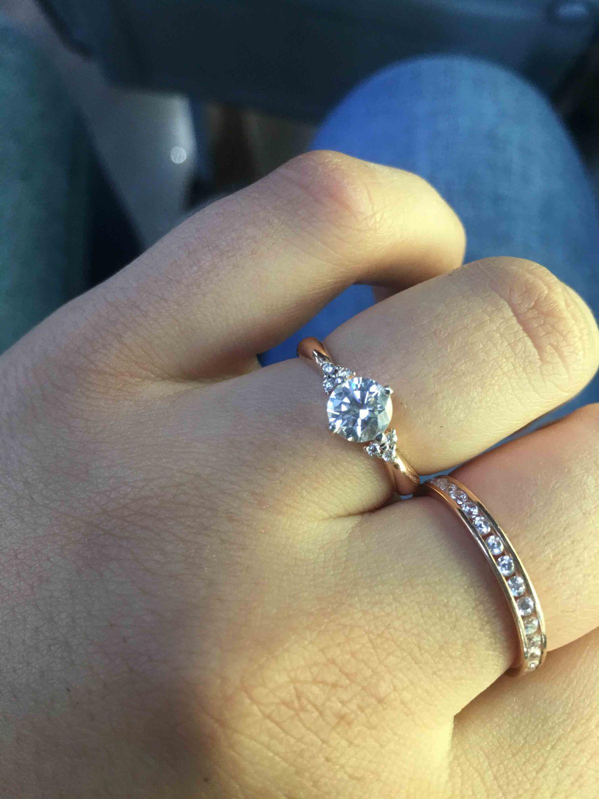 Такое кольцо, уже моя вторая покупка