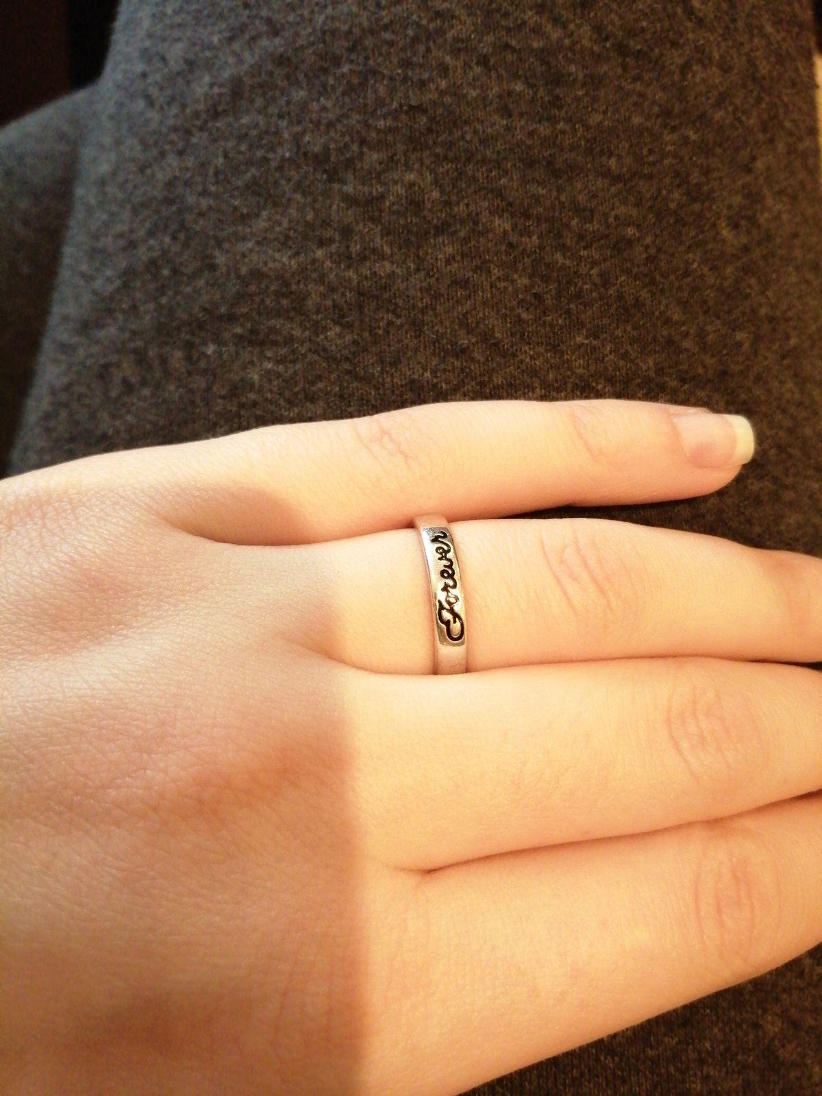 Кольцо для подруги