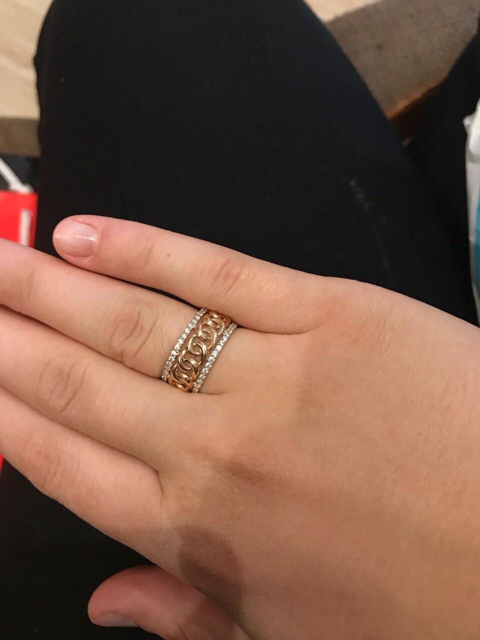 Прекрасное  кольцо 👑