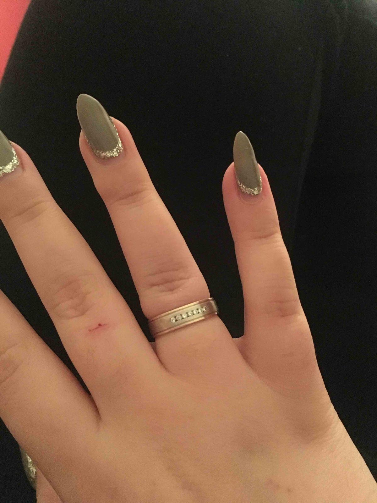 Не очень довольна данным кольцом