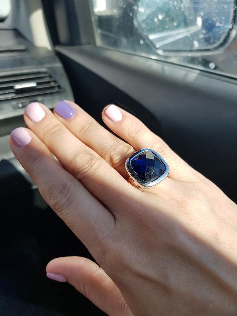 Шиксрное кольцо!