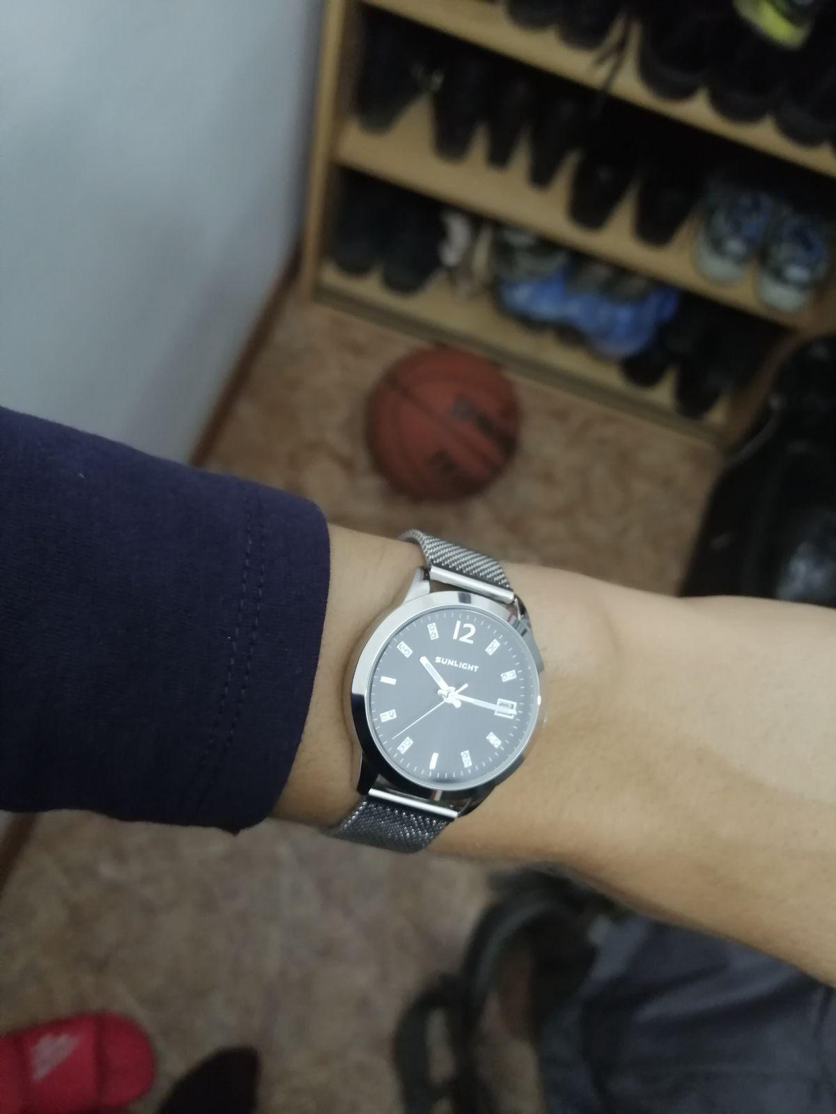 Элегантные часы)