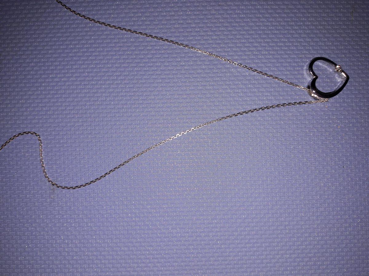 Сереряная цепочка