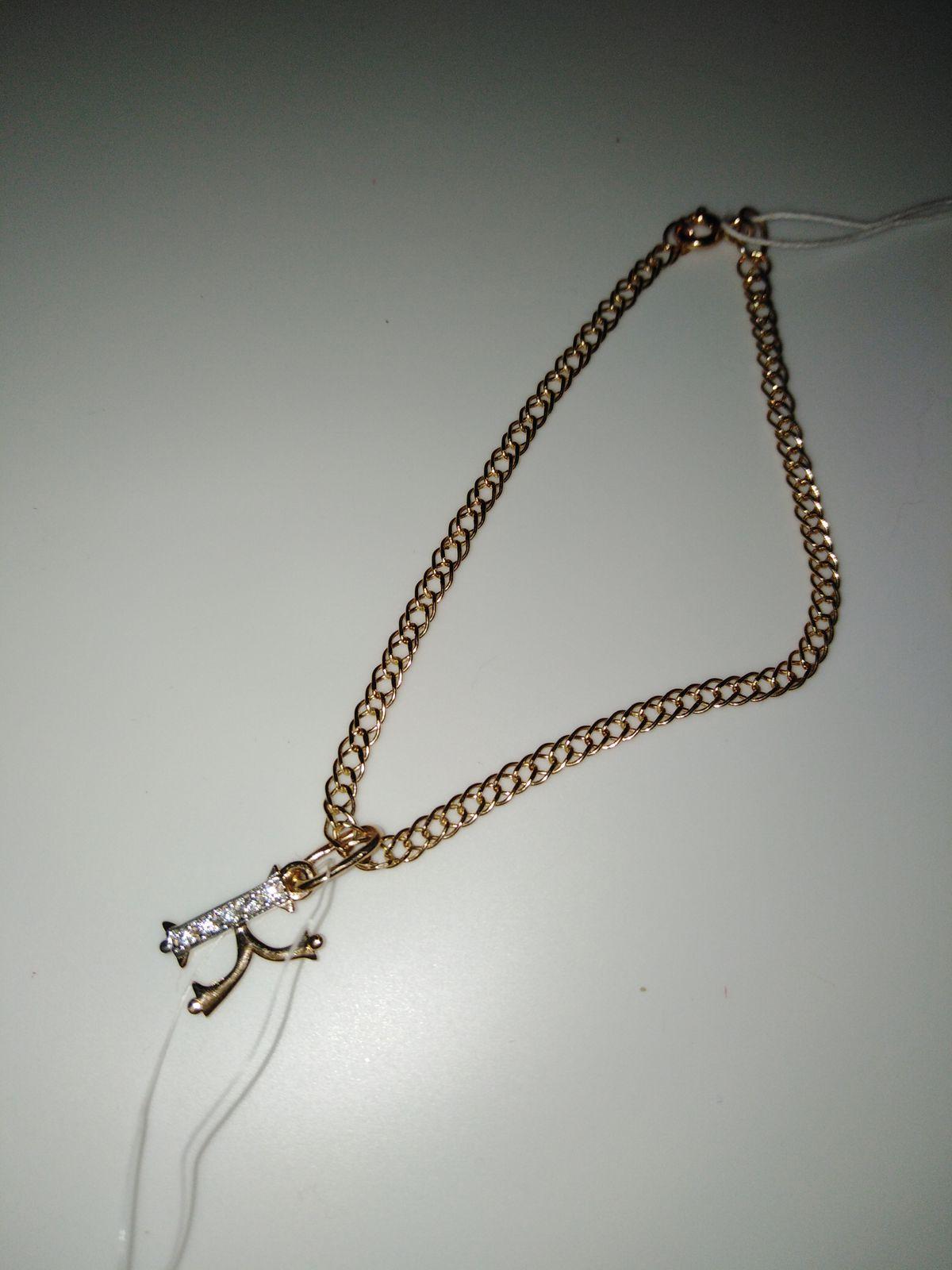 Золотой браслет 585пр