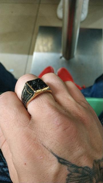 Шикарный перстень