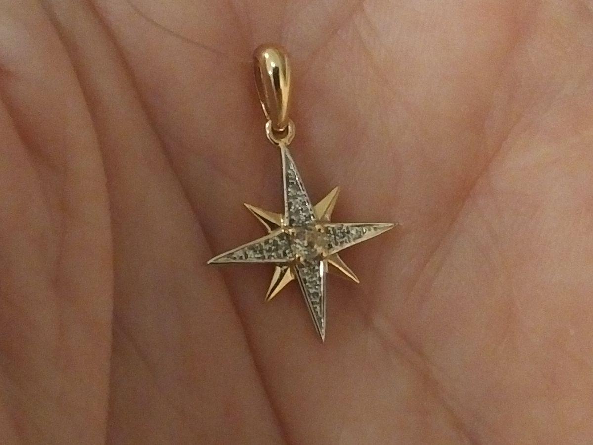 Кулончик Звезда