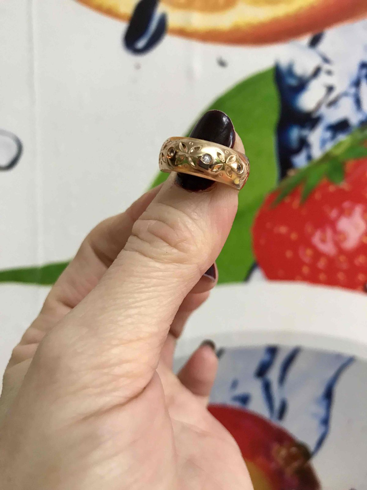 Кольцо,которое к душе и по сердцу🥰