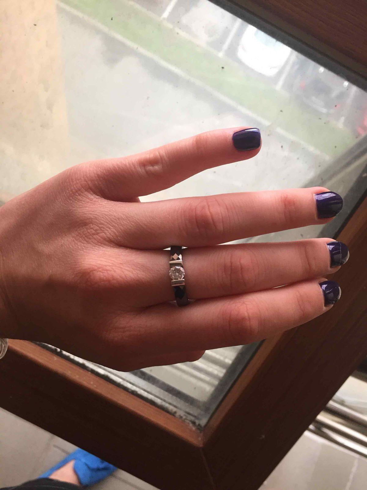Это именно то кольцо, которое я давно искала