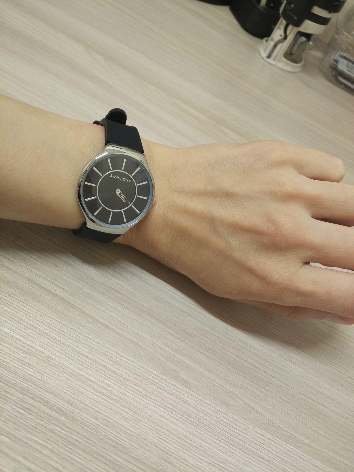 Мне нравится эти часы!