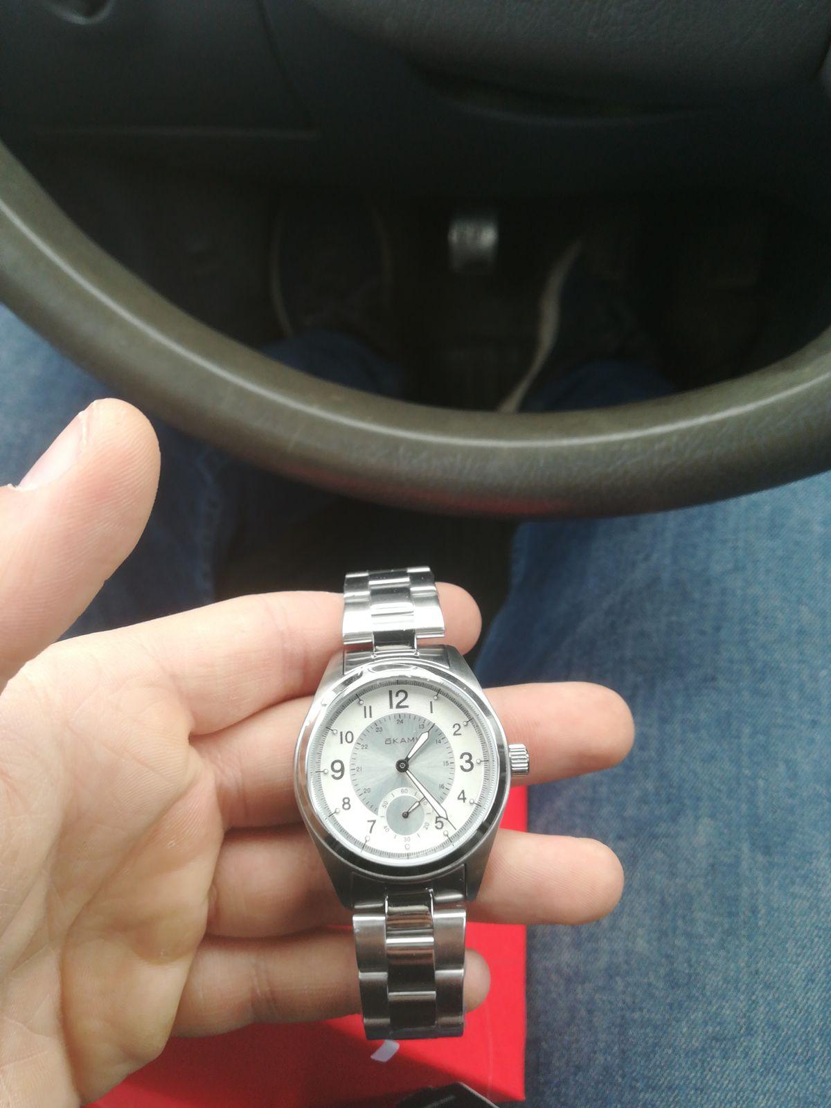 Часы хорошие