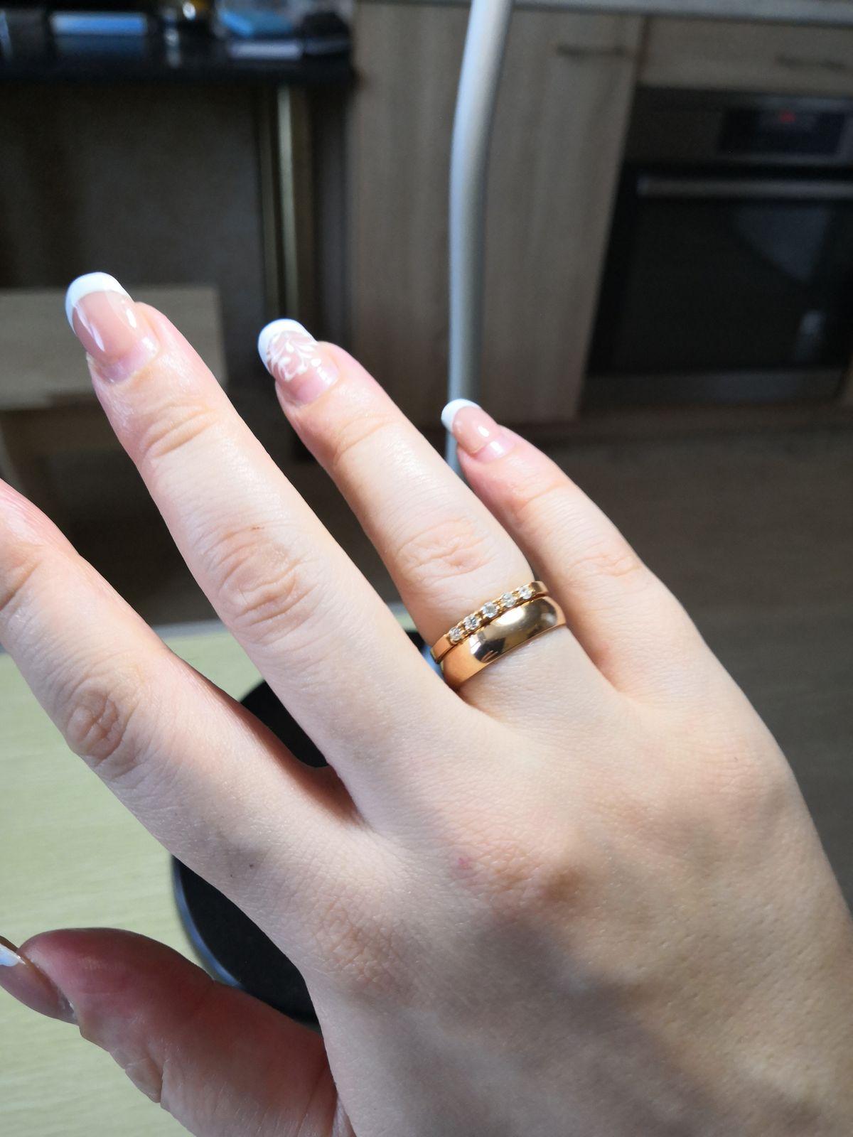 Мои первые бриллиантики!
