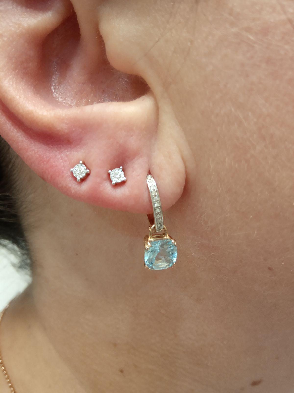 Нежные бриллианты